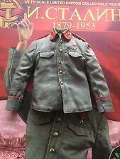 Kings Toy Joseph Stalin Soviet Russian Grey Jacket loose 1/6th scale