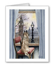 CAIRN TERRIER IN LONDON Set of 10 Note Cards With Envelopes