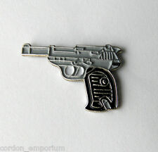 WALTHER P-38 9MM FIREARM GUN NOVELTY LAPEL PIN 1 INCH
