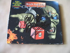 IRON MAIDEN - The Angel And The Gambler - with BLAZE BAYLEY signature - digipack
