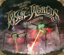 Jeff Wayne's Musical Version Of The War Of The Worlds, The New Generation, Jeff