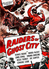 Raiders of the Ghost City - Chapters 1-13 New DVD