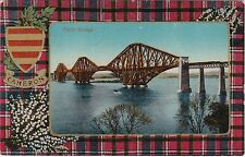 Cameron Tartan Border, The Forth Bridge, SOUTH QUEENSFERRY, West Lothian