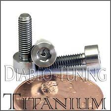 TITANIUM M3 x 10mm - DIN 912 SOCKET HEAD Cap Screw SHCS Ti Hex Allen Bolt Metric