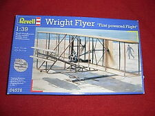 REVELL® 04576 1:39 WRIGHT FLYER FIRST POWERED FLIGHT NEU