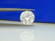 GIA CERTIFIED .55CT F/VVS1 Round Diamond for Engagement Ring