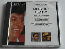Legends In Music - Rock 'N' Roll Classics (CD Album) Used Very Good