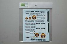 1/24 BMW M3 Jagermeister DTM '1992 Decal for Fujimi N0T Beemax