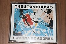The Stone Roses - I Wanna Be Adored (1991) (MCD) (ORE CD 31)
