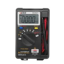 VC921 Integrated Handheld Mini Digital Multimeter Auto Range Data Hold Function