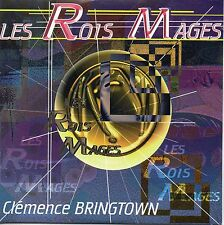 CD Single Clémence BRINGTOWN - SHEILA  Les rois mages 3-track CARD SLEEVE RARE