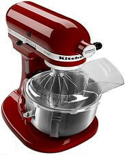 KitchenAid HEAVY DUTY pro 500 Stand Mixer Lift ksm500psgc Metal 5-qt Dark Red