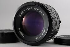 [Excellent+++++]Nikon Series E Ai-S 100mm f/2.8 MF Lens 1880535 From Japan #50