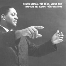 The Argo, Verve and Impulse Big Band Studio Sessions [Box] by Oliver Nelson...