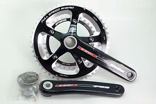 New FSA Energy 50/34T 172.5mm 10 Speed BB30 Crankset (w/BB)