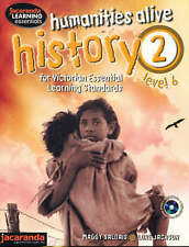 Humanities Alive History 2 for Vels by Saldais (Paperback, 2007)