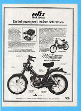 LAMOTO981-PUBBLICITA'/ADVERTISING-1981- MALAGUTI FIFTY