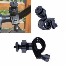 Bicycle Motorcycle Handlebar Tripod Mount Holder Stand For Camera Camcorder UL