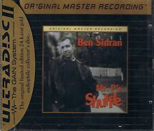 Sidran, Ben Mr. P`s Shuffle MFSL Gold CD Neu OVP Sealed