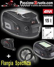 tank bag Tanklock moto Givi xs307 +bf13 bmw r1200gs adventure 09-12
