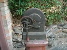 Antique Cast Iron & Wood  Vegetable/Tobacco/Food Shredder/Grater