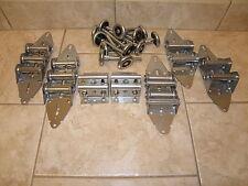Heavy Duty Garage Door Hinge & Roller Tune Up Kit for 8x8 or 9x8 w/Steel Rollers