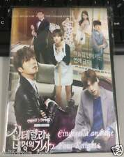 (EXCELLENT ENG SUB) Cinderella and Four Knights 1-16 end ~ Korean Drama DVD