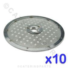 10x X 1081021 GAGGIA macchina per il caffè 55mm GRUPPO TESTA FILTRO DOCCIA