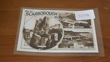 Old postcard our ref#12174 SCARBOROUGH 1957