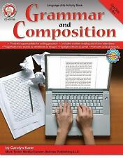 Grammar and Composition, Grades 5 - 12, Kane, Carolyn, 1580375693, Book, Very Go