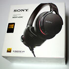 [FREE Express] Sony MDR-1ADAC Black Premium Hi-Res Stereo Headphones w/Pouch