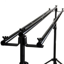 Pro heavy duty tripple cross bars backdrop stand support system 10ft x 10 ft kit