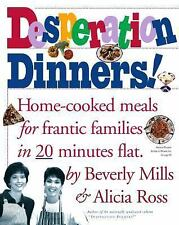 G, Desperation Dinners, Beverly Mills, Alicia Ross, 076110481X, Book