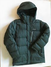 Patagonia Men Rubicon Down Jacket hoody Smoke Green  Size XS  NWT