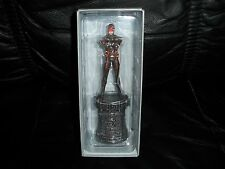 EAGLEMOSS MARVEL CHESS  COLLECTION No 38 CYCLOPS White King  Age 14+
