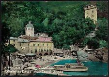 AD1538 Genova - Provincia - San Fruttuoso di Camogli - Scorcio panoramico