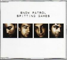 SNOW PATROL Spitting Games 2003 UK first issue promo CD SP2