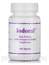 Optimox Iodoral 180 tabs