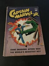 Captain MARVEL JR. #59 Awesome Cover Detached Pages And Centerfold!!