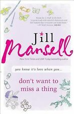 Don't Want to Miss a Thing: A quirky, fun British tale of laughter, love and bab
