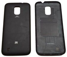 ZTE Majesty Z796C Cellphone Battery Door Back Cover Housing Case Black OEM