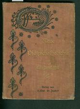 Neue pfälzische Gedichte Carl August Woll 1902 Pfälzer Mundart pfälzisch Nachlaß