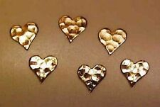 GOLD HEARTS for Model Horse Costume, Breast Collar, etc
