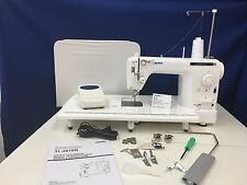 JUKI TL-2010Q Quilting and Sewing Machine Authorized Juki Dealer Demo Machine