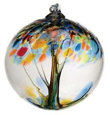 """Kitras 2"""" Tree of Enchantment """"Hope"""" Witch Ball Ornament Suncatcher (HP)"""