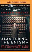 Alan Turing : The Enigma by Andrew Hodges (2015, MP3 CD, Unabr (FREE 2DAY SHIP)