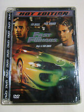 DVD - Fast and Furious. Hot Edition (2001) OTTIMO! Super Jewel Box! Vin Diesel
