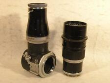 Leica 200mm (20cm) F4.5 Telyt Lens With Visoflex I L39 Screw Reflex Housing