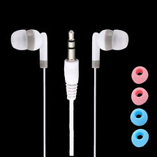 Universal 3.5mm In Ear Earbud Earphone Headest For Mobile Phone MP4 Hot