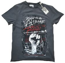 WoW AMPLIFIED BULLET FOR MY VALENTINE Riot Rock Star Vintage T-Shirt g.L/XL 54